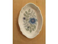 Wedgwood Small Trinket Pin Dish Clementine Design