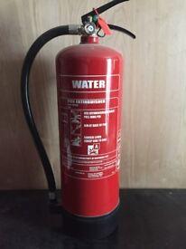FIRE EXTINGUISHER - £10