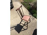 19c Welsh chair