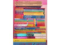 Assorted young girls books