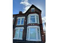 Birkenhead 2 bed first floor flat, park rd east.