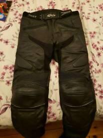 Joe Rocket bike trousers