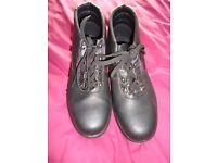 Work Boots Size 43 UK 9.5. Roebuck