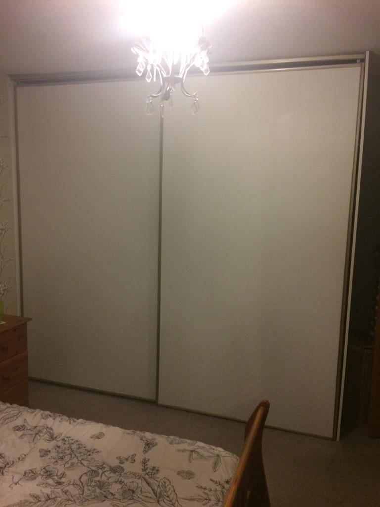 Build in wardrobe