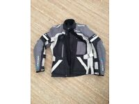 Spada All-Road, Textile Motorcycle Jacket and Trousers