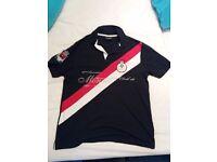 McGregor Brand Polo Short Sleeve Shirt - Size M, never worn, Navy Blue