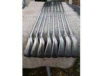 Ping G5 irons 4-SW regular