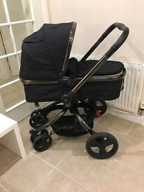 Mothercare Orb Pram Pushchair