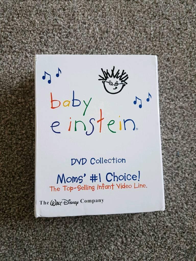 Walt disney baby einstein collection (25 dvds)