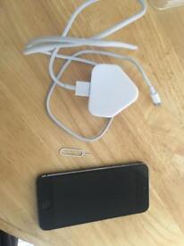 Iphone 5s spacegray 16gb