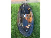 NEW SIT ON KAYAKS XCITE 290 PREMIUM SUPPLIED BY RPG BOATS & KAYAKS