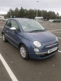 2013 Fiat 500 pop with chrome kit 26000 miles