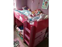 Children bed. Need to sell ASAP. Offers please