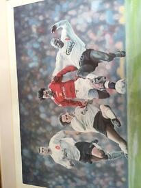 Sporting Artwork - Ryan Giggs