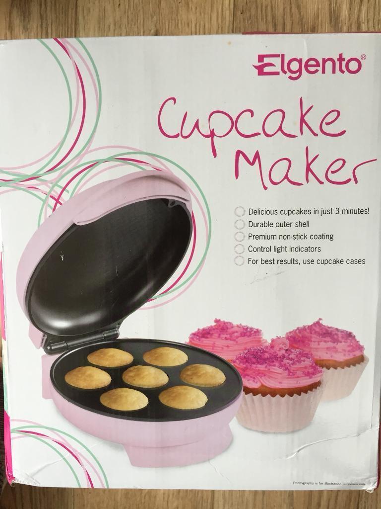 Cupcake Maker (Never Used)