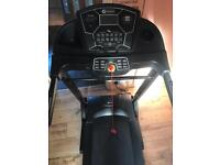 Treadmill - Dynamic T3000c Like New top of the range!