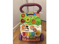 Baby musical walker 5pounds