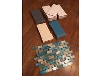 Ceramic wall tiles job lot