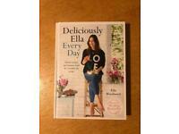 Deliciously Ella every day recipe cookbook