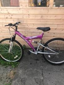 Adult mountain bike (Gemini)