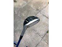 Golf club set for sale with extras!