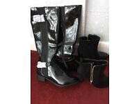 Ladies boots brand new £20 each