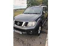Fully Loaded Nissan Navara Diesel Auto