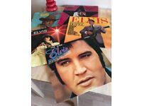 Elvis Presley/Roy Orbison vinyls