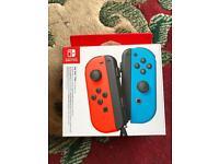 Nintendo switch joy con pair controller