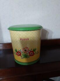 Handiware Flour Tin