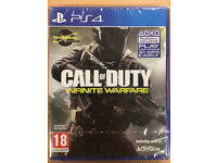 CALL OF DUTY INFINATE WARFARE PS4 BRAND NEW AND SEALED JUST £34