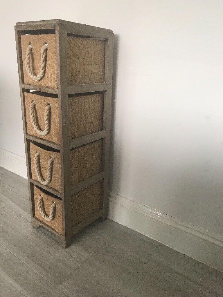 Drawers / 4 drawer storage unit