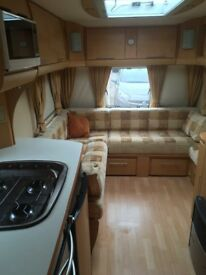 Includes motor mover, full size awning and may other extras vgc.