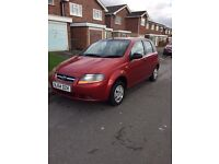 54 plate 1100cc daewoo kalos full mot 94 thou clean sell/swap/p/ex