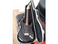 FENDER AMERICAN SPECIAL STRATOCASTER HSS,WITH FENDER HARD CASE