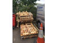 Free Pallets - Biggin Hill Kent TN16 3BN