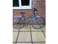 "Dawes street sharp lightweight alloy ladies 26"" wheel bike, very good condition"