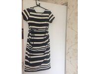 Next Navy Maternity dress size 12