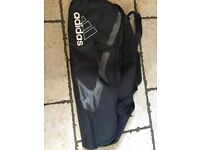 Adidas tennis bag excellent condition as never used