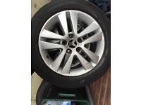 16 Inch Vauxhall Astra SXI alloys