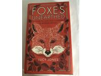 Foxes Unearthed - Hardback