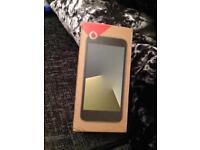 Vodafone Smart E8 - 8GB - Slate Blue Pas As U Go