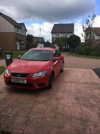 Red SEAT Leon - Excellent Condition