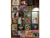300+ cds and vinyls very good condition