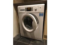 NEARLY NEW WASHING MACHINE 7KG IN PERFECT WORKING ORDER