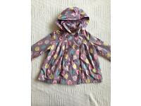 Girls 2-3 years John Lewis rain coat