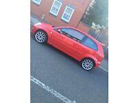 Ford Fiesta ST MK6 2.0L 2005(05)