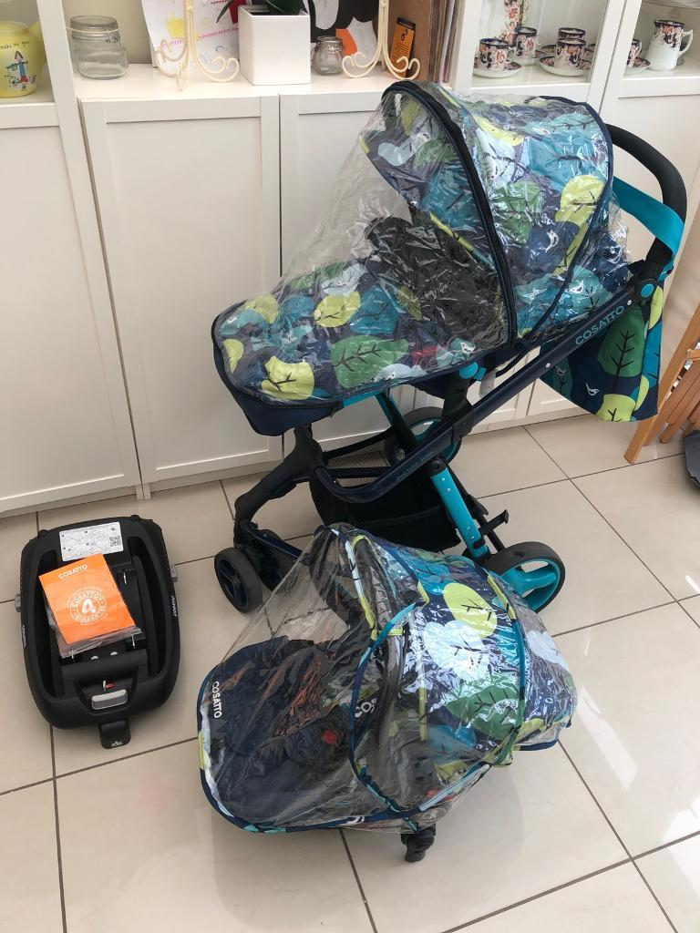 Cosatto travel system (pushchair)   in Ruddington, Nottinghamshire ... f4280fc7ef