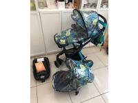 Cosatto travel system (pushchair)