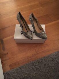 Ladies brand new shoes in original box
